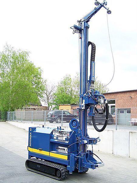 нов сондажна машина ROTOMAX M