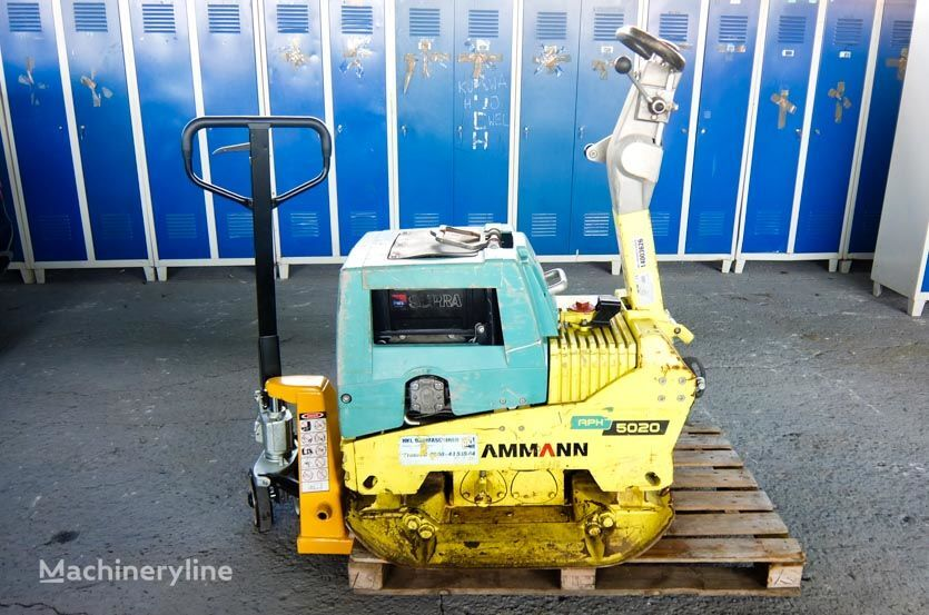 трамбовъчна машина AMMANN APH 5020