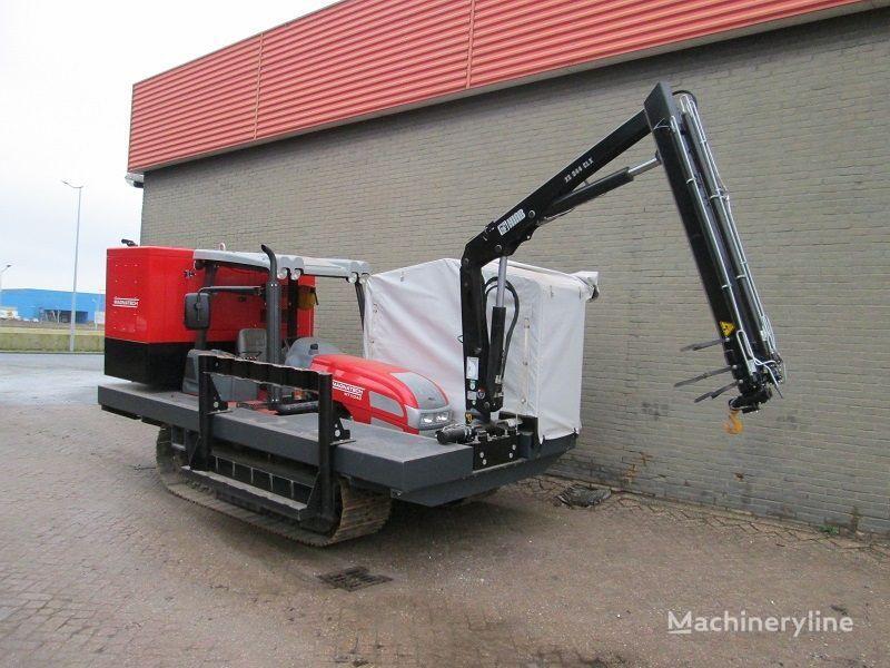 нов тръбополагач MCCORMICK WT1104C welding tractor