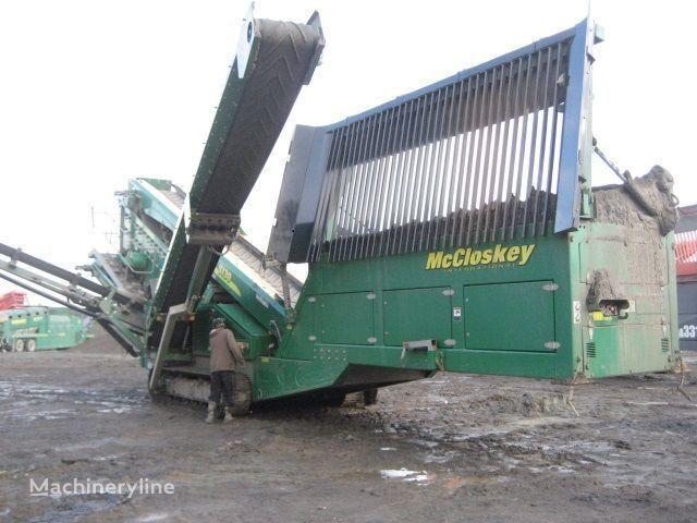 трошачка McCLOSKEY S130 - 3 deck
