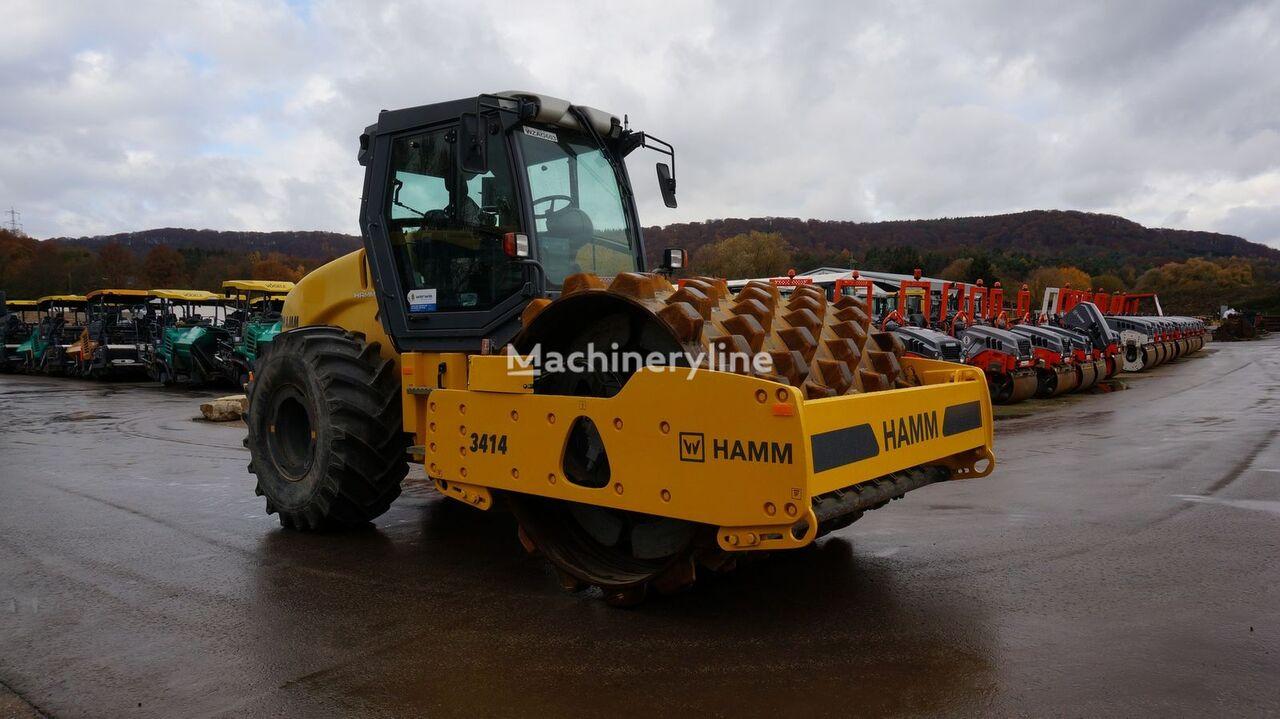 валяк за почва HAMM 3414E HTP