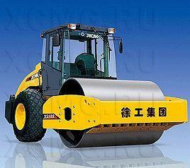 нов валяк за почва XCMG XS122