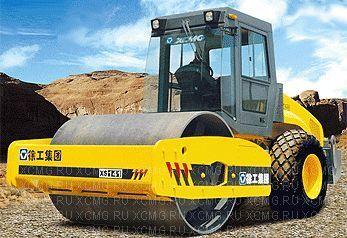 нов валяк за почва XCMG XS142