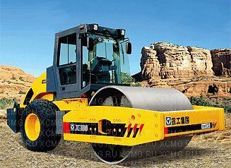 нов валяк за почва XCMG XS262