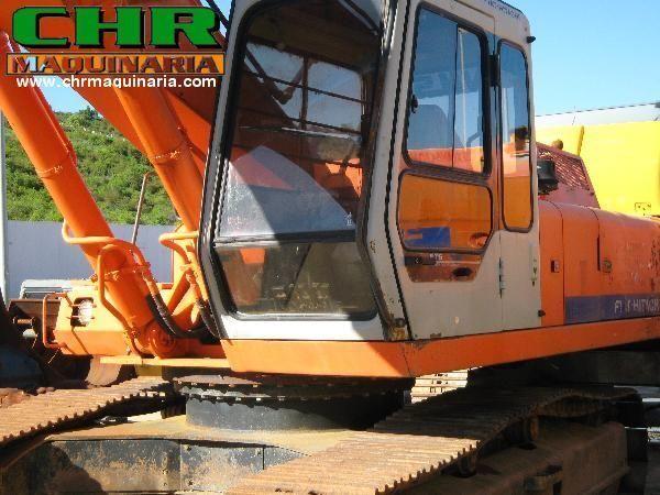 верижен багер FIAT-HITACHI FH200 - FH220