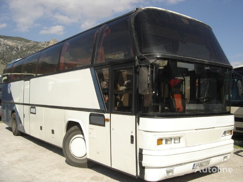 туристически автобус NEOPLAN N 116 SHD CITYLINER
