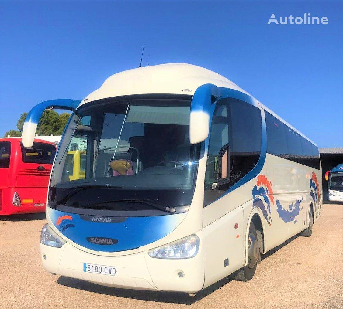 туристически автобус SCANIA K124 - IRIZAR PB + 420 CV + 477.790 KM REALES