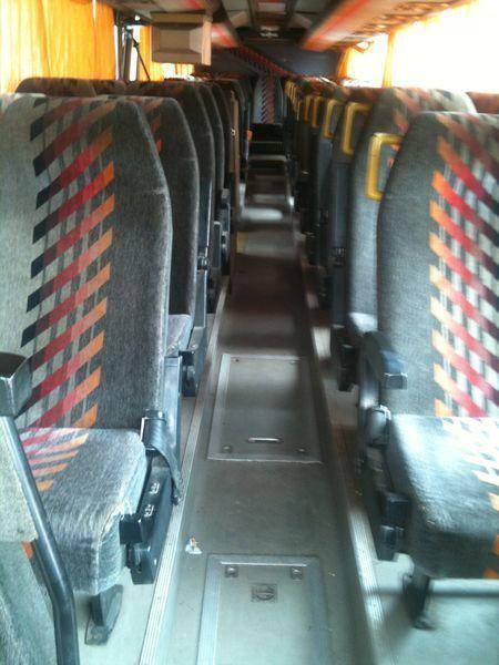 туристически автобус VOLVO Vanhool