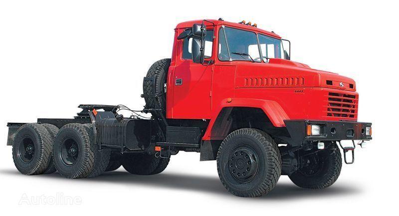 нов влекач КРАЗ 6443