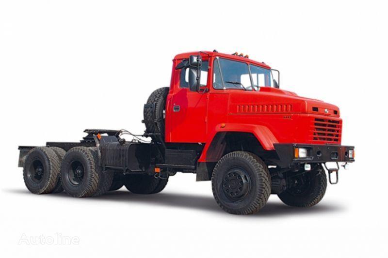 влекач КРАЗ 6443