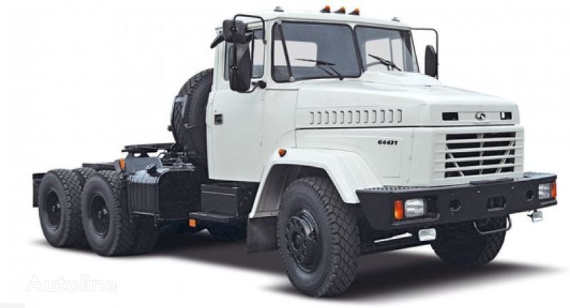 нов влекач КРАЗ 64431