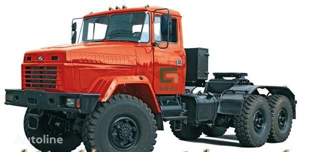 нов влекач КРАЗ 6446-014