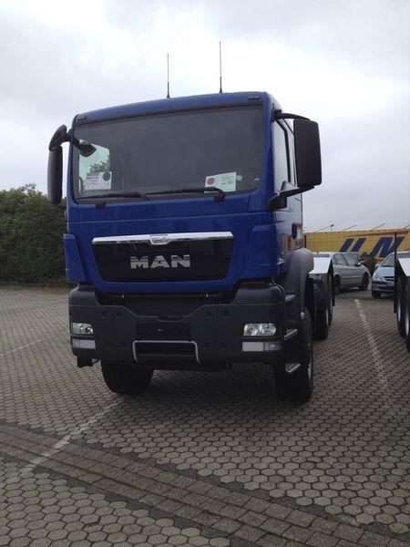 нов влекач MAN TGS 33.480, 6x6, EUR 3