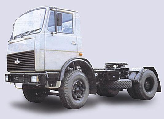 нов влекач МАЗ 5433