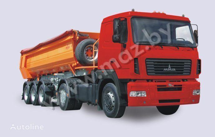 нов влекач МАЗ 5440 A5