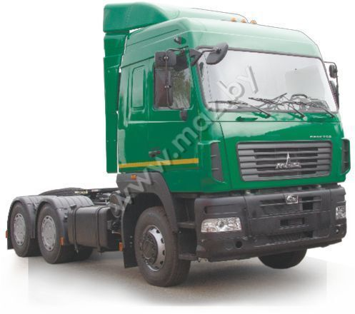 нов влекач МАЗ 643019-1420-020 (-021)